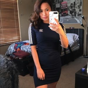 adidas Dresses - Adidas bodycon dress
